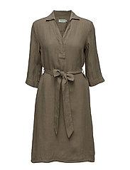 Marsielle Dress - OLIVE