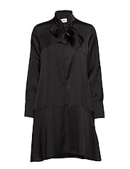 Aderyn Dress - BLACK