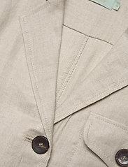 Morris Lady - Blanca Safari Dress - shirt dresses - khaki - 2