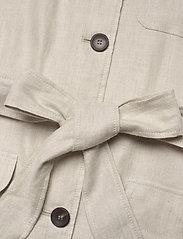 Morris Lady - Blanca Safari Dress - shirt dresses - khaki - 3
