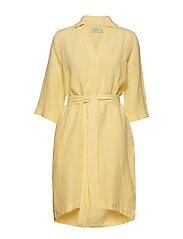 Marseille Dress - YELLOW