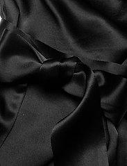 Morris Lady - Roesia Dress - midi dresses - black - 3