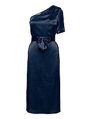 Roesia Dress - BLUE