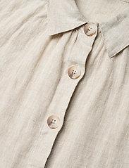Morris Lady - Hanna Linen Dress - vardagsklänningar - khaki - 3