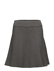 Deauville Knit Skirt - GREY