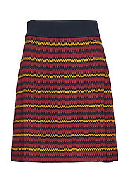 Morris Lady Colette Knit Skirt - WINE RED