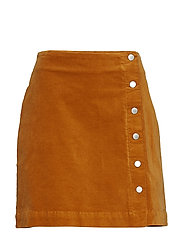 Valli Skirt - BROWN