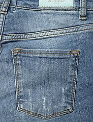 Morris Lady - Monroe Jeans - skinny jeans - blue wash - 4