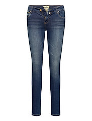 Monroe Jeans - SEMI DARK WASH