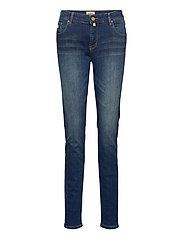 Monroe Jeans - SEMI DARK WASH