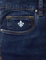Morris Lady - Monroe Satin Jeans - skinny jeans - blue - 2