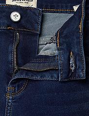 Morris Lady - Monroe Satin Jeans - skinny jeans - blue - 3