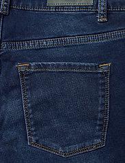 Morris Lady - Monroe Satin Jeans - skinny jeans - blue - 4