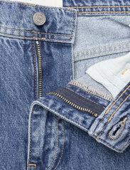 Morris Lady - Sophie Jeans - straight jeans - blue wash - 3