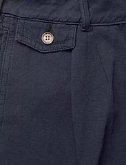 Morris Lady - Paulette Chino Shorts - bermudas - blue - 2