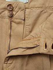 Morris Lady - Paulette Chino Shorts - bermudas - camel - 3