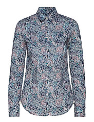 Lily Liberty Rêveur Shirt - GREEN