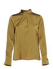Aderyn Blouse - OLIVE