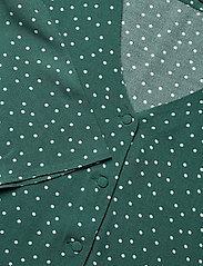 Morris Lady - Délia Blouse - blouses med korte mouwen - green - 2