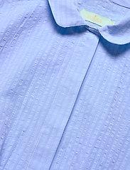 Morris Lady - Ivet Blouse - kortärmade blusar - blue - 2