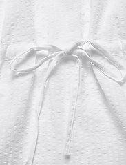 Morris Lady - Ivet Blouse - kortärmade blusar - white - 3