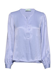 Ines Blouse - BLUE