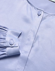 Morris Lady - Ines Blouse - långärmade blusar - blue - 2