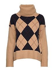Marceline Knit - CAMEL