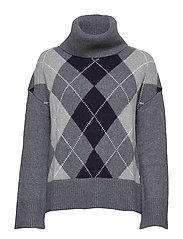 Marceline Knit - GREY