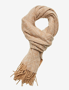 Lady Love Scarf - Écharpes - camel