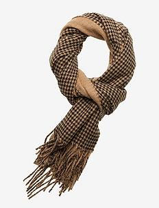 Gisele Scarf - scarves - camel