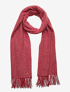 Gisele Scarf - schals - red