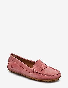 Lady Car Shoe - PINK