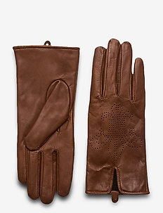 Lily Glove - gloves - brown
