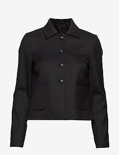 Fabienne Jacket - casual blazers - black