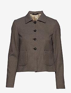 Fabienne Jacket - casual blazers - navy