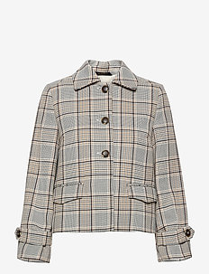Valeraine Jacket - casual blazers - off white