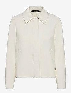 Clara Jacket - tunna jackor - off white