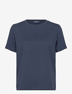 Ella Tee - t-shirts - blue