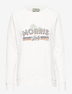 Siena Sweatshirt - OFF WHITE