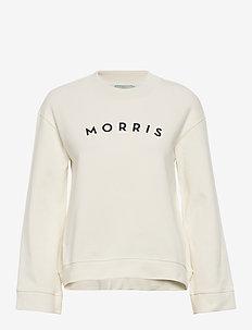 Elicia Sweatshirt - sweatshirts - off white