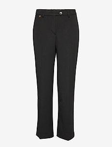 Arwen Trousers - pantalons droits - black