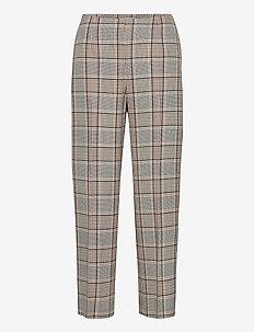 Marcellia Trousers - bukser med lige ben - off white