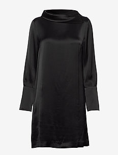 Isobel Dress - BLACK