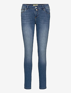 Monroe Jeans - skinny jeans - lt wash