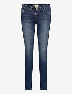 Monroe Jeans - skinny jeans - semi dark wash