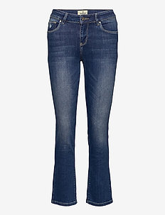 Agnes Jeans - boot cut jeans - blue
