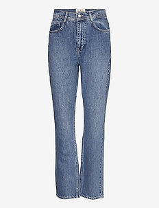 Sophie Jeans - straight jeans - blue wash