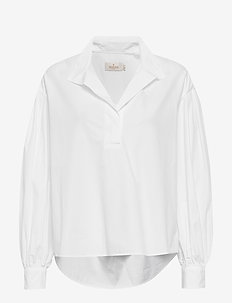 Josephina Shirt - overhemden met lange mouwen - white
