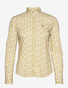Amalie Liberty Shirt - chemises à manches longues - yellow